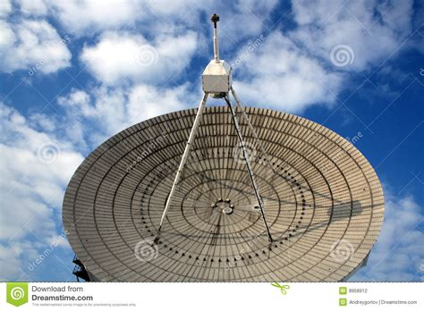 big satellite big satellite dish stock photography image 8958912