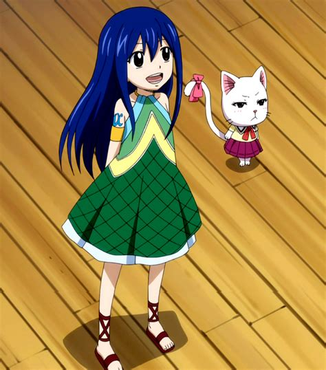 Anime Fairy Tail Wendy Wendy Marvell Fairy Tail Photo 34867598 Fanpop