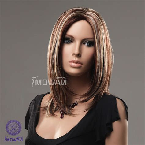 Hairstyles With Hair by Medium Length Haircuts Brown Hair Haircuts Models Ideas