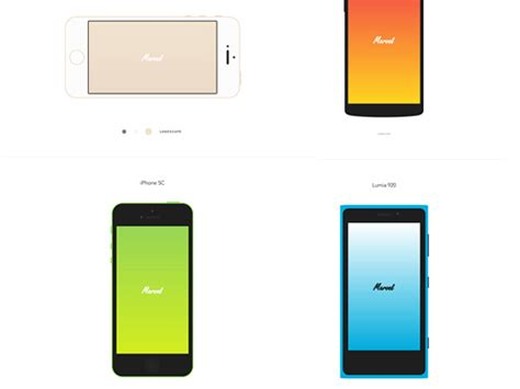 css code for mobile devices 8 css devices mockups freebiesbug
