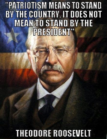 and work of theodore roosevelt typical american patriot orator historian sportsman soldier statesman and president classic reprint books patriotism means to stand by the country it does not
