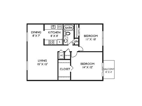 parkview apartments floor plan parkview apartments floor plan 2 bed 1 bath apartment in baton la 21 south at parkview
