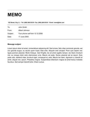 templates for memos memo format bonus 48 memo templates
