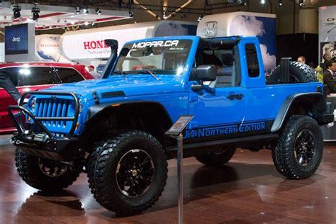 jeep jk8 jeep wrangler pickup called jk8 redlinenorth
