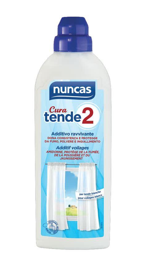 nuncas tende additivo ravvivante per tende nuncas