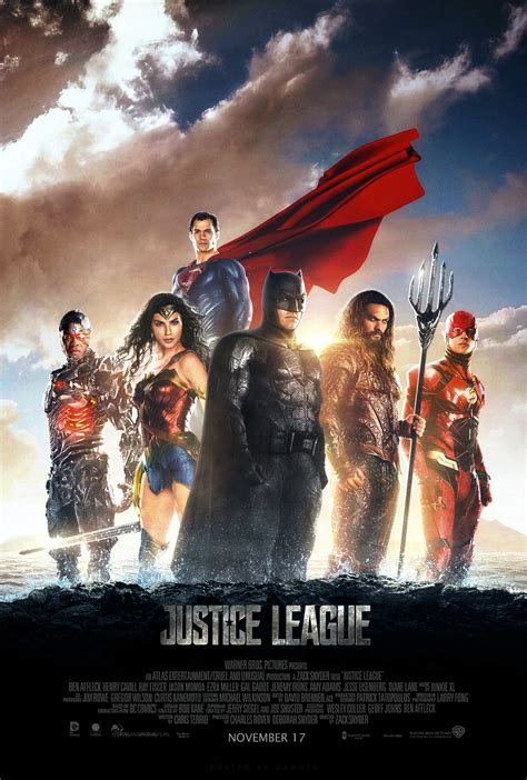 film justice league 2017 indonesia justice league 2017 poster 2 by camw1n on deviantart