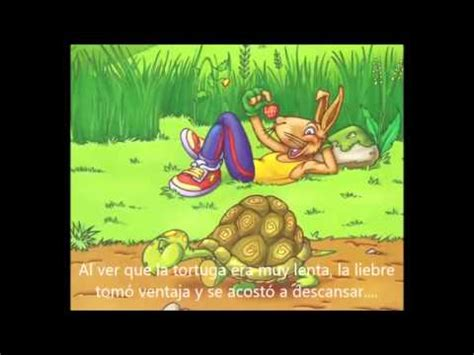 fabula de la ratoncita 9802570745 fabula la liebre y la tortuga youtube