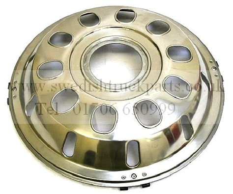 scania front wheel cover stainless steel wheel size 22 5