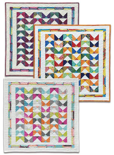 Quilts In A Day by Speedy Delivery Eleanor Burns Signature Pattern 735272012290 Quilt In A Day Books