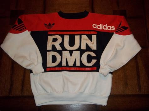 Kaos T Shirt Imagine Black adidas run dmc 1980s vintage sweatshirt my style