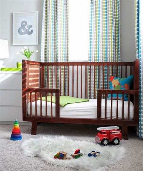 double toddler bed 30 colorful and modern baby bedding tips for boys decor
