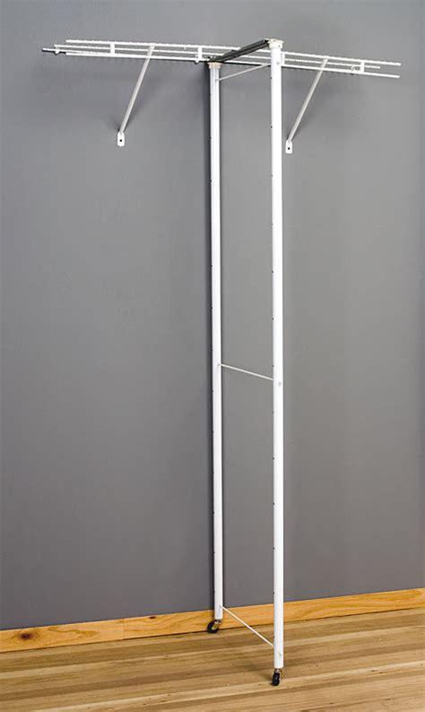 Closet Support Pole by Closet Shoe Organizers Sle Image Gallery Marietta