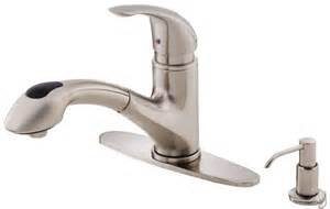 Danze Melrose Kitchen Faucet Danze 174 D454612ss Single Lever Pull Out Kitchen Faucet With