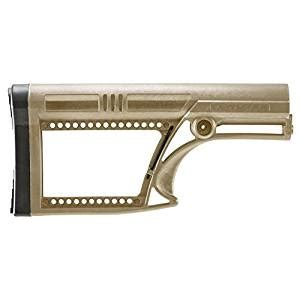 Luth Ar Mba 2 Skullaton Fixed Buttstock by Luth Ar Skullaton Lightweight A1 A2 Fixed Stock Mba 2