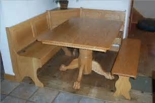 table set bench stools