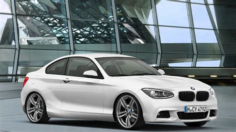 3 Doors When I M by Bmw F20 3 Door And Coupe Render
