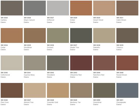 sherman williams colors best sherwin williams stain colors home ideal 22110