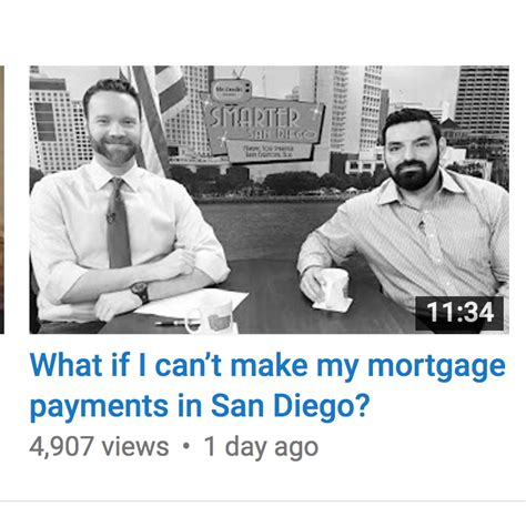 can i make a mortgage payment with a credit card what if i can t make my mortgage payments in san diego
