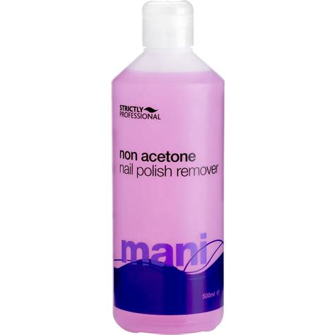 Nail Remiover sp non acetone nail remover 500ml spb0305 163 3 95 gilmor hair products