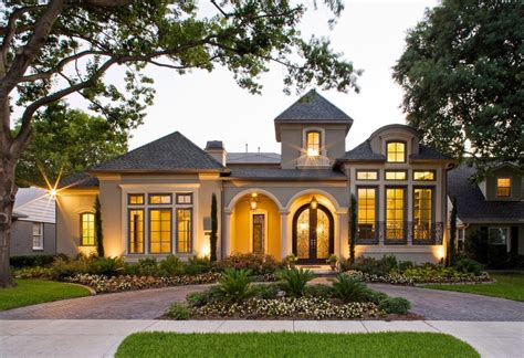 Tuscan House Design by Amazing Exterior Window Trim With Pergola Gable Roof Porch