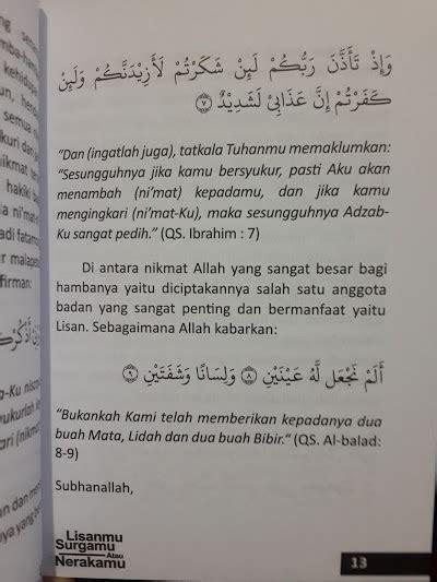Standar Ganda Membuka Kacamata Keadilan Muslim Rumah Ilmu buku lisanmu surgamu atau nerakamu toko muslim title