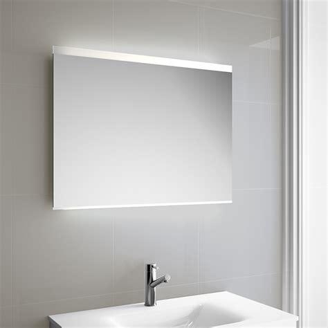 illuminazione specchio bagno led specchio bagno orizzontale con luce led integrata cm