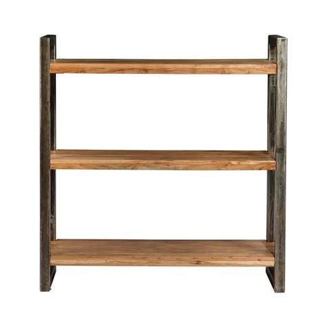 libreria prezzi libreria legno e ferro stile industrial offerta prezzo outlet