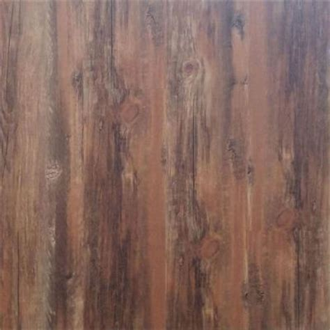 peel and stick plank flooring 5 15 in x 36 in gunstock peel and stick vinyl plank