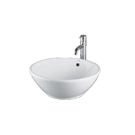 Wastafel Toto L 652 D toto vessel counter lavatory
