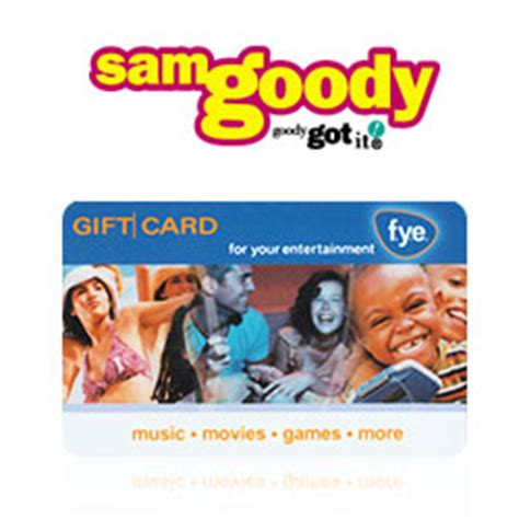 Sam Goody Gift Card - buy sam goody gift cards at giftcertificates com