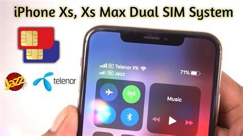 iphone xs xs max dual sim pakistan urdu