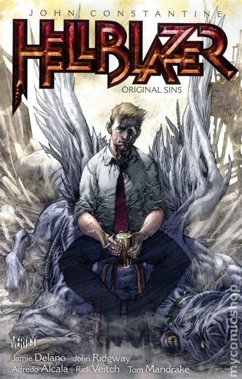 hellblazer jamie delano 1 8416581398 hellblazer tpb 2011 present dc vertigo new edition john constantine comic books
