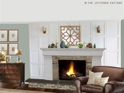 redoing brick fireplace fireplace and mantel redo fireplace mantels
