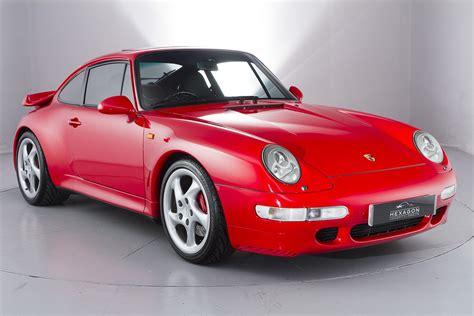 1995 porsche 911 turbo porsche 911 993 turbo rhd 1995