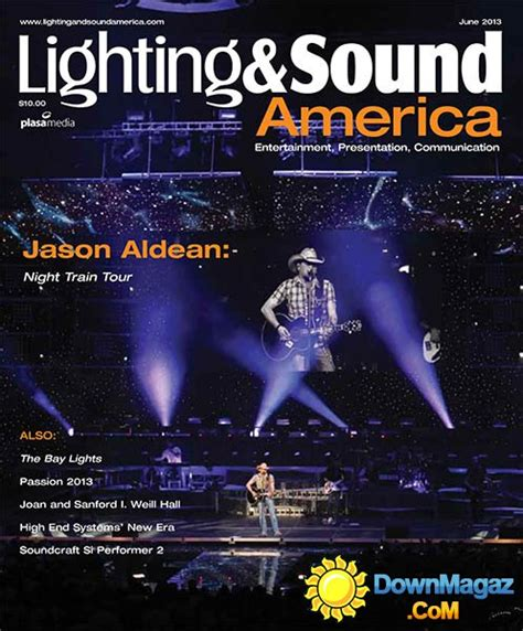 Lighting And Sound America by Lighting Sound America June 2013 187 Pdf