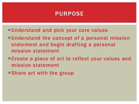 personal values statement sles drureport437 web fc2