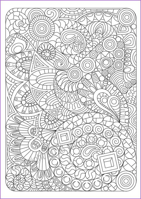 abstract patterns coloring pages pdf 977 best colouring pages images on pinterest coloring