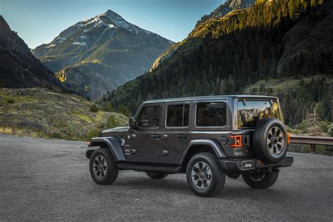 The New Jeep 2018 by Mega Gallery 200 Photos Of The New 2018 Wrangler