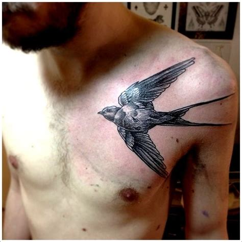 bird tattoo for men 45 bird tattoos for and inspirationseek