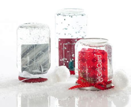 Diy Gift Card Snow Globe - 25 beautiful stunningly gorgeous snow globe ideas for your home cute diy projects