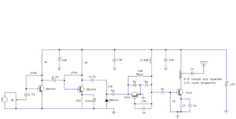 fm transmitter circuit using transistor 4 transistor 500mw fm transmitter circuit diagram audio lifier schematic circuits picture