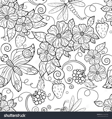 coloring pages intricate flowers intricate yet attractive paintings of flower 20