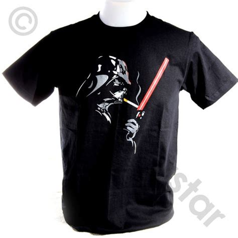 Tshirt Darth Vader darth vader light sabre starwars t shirt