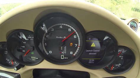 Porsche 911 Turbo S 0 100 by Porsche 911 Turbo S 991 2014 0 100 Km H Beschleunigung 2