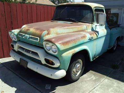 1959 GMC 100   GMC Trucks for Sale   Old Trucks, Antique