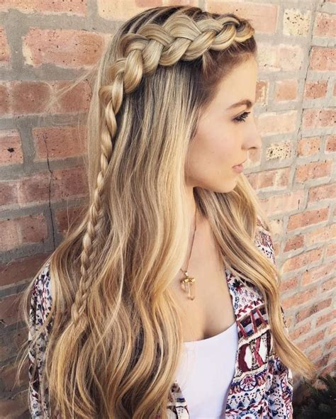 Hairstyles Pictures For by 25 Best Ideas About Hairstyles On Braids