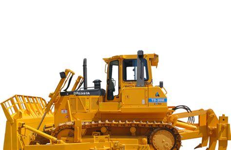 construction equipment manufacturers bulldozers crawler