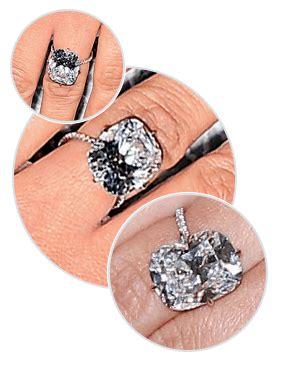 kim kardashian engagement ring cost kanye kim kardashian s engagement ring