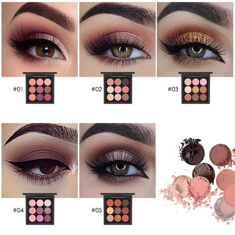 Makeup Focallure pigment makeup palette style guru fashion glitz