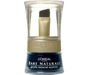 Loreal Bare Naturale Mascara Expert Review by L Oreal Bare Naturale Gentle Mineral Eyeliner Reviews